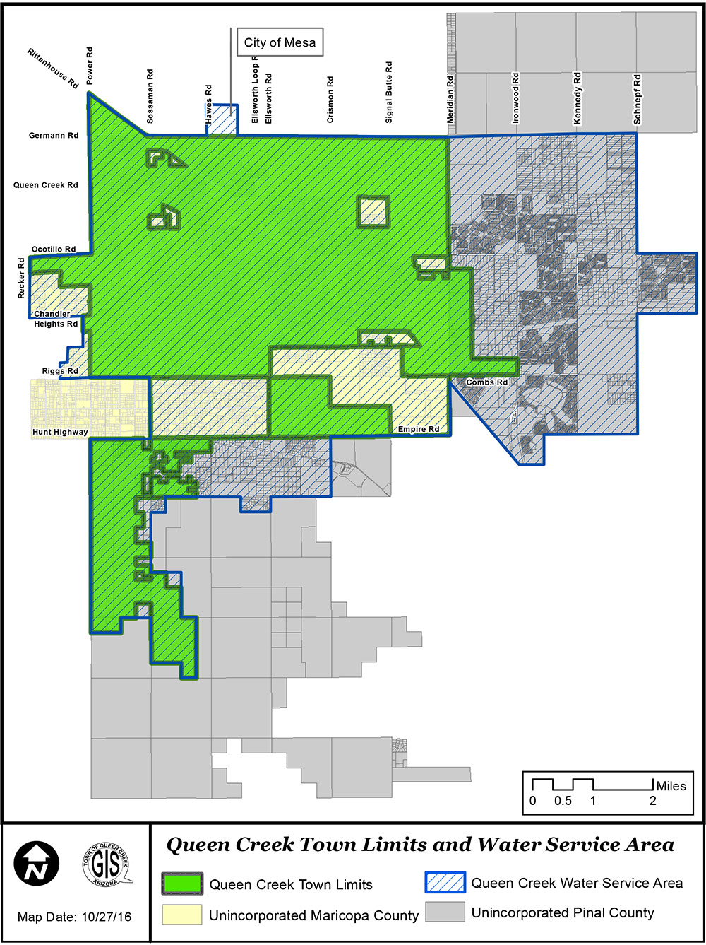 Queen Creek General Plan